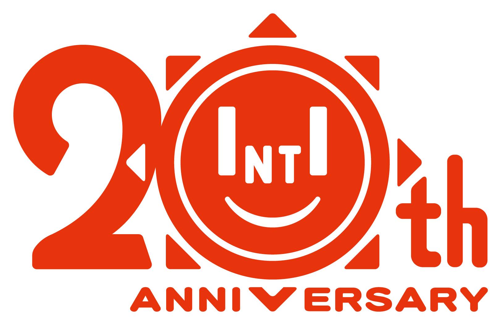 inti creates 20th anniversary