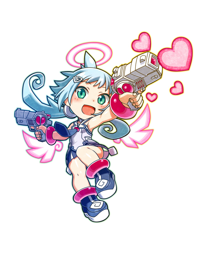 Mighty Gunvolt Burst - Ekoro