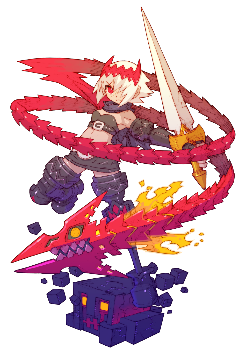 dragon marked for death japanese voice cast announced